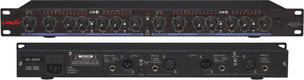 采用自动压限上升和恢复电路,最新的程序自动扩展噪声门电路,自动懂得